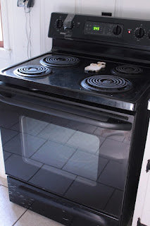 my ode to an oven
