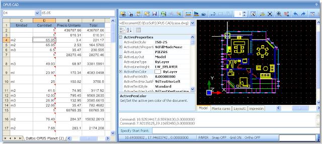 Opus Planet 023 Numeros Generadores Opus CAD