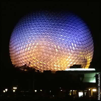 EPCOT, geodesic dome, bucky ball