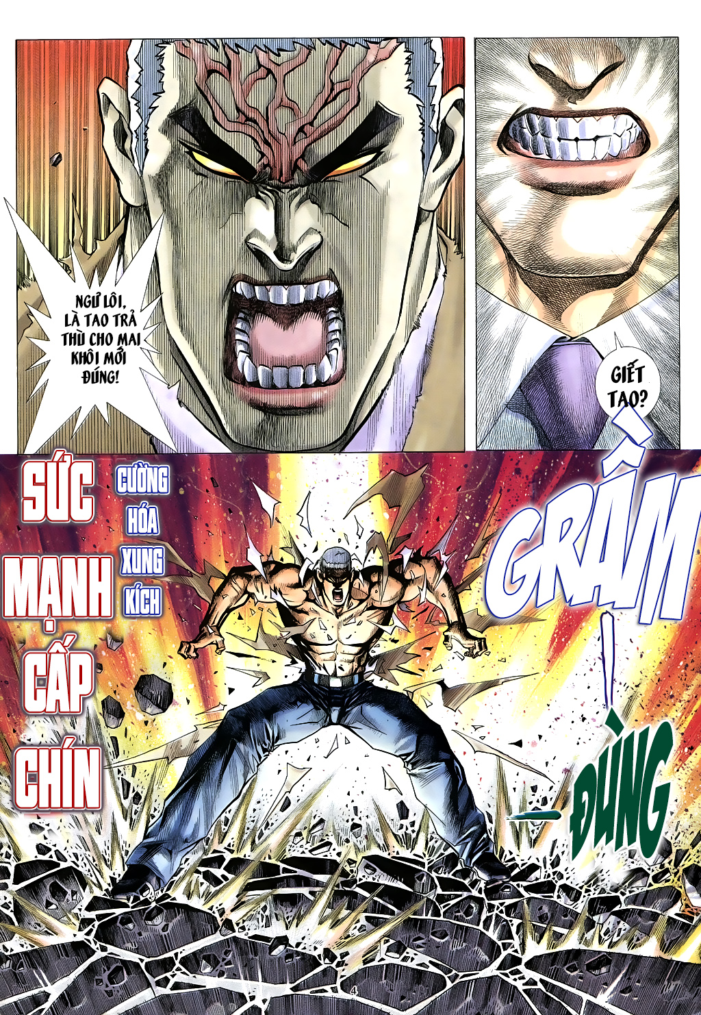 Mạt Nhật Chiến Lang Chap 59 - Next Chap 60 image 4