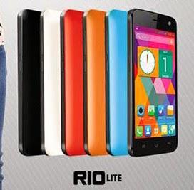 MyPhone Rio Lite.