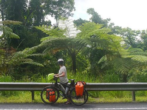 Hot Bicycle Bike Motorbike Cycling Alarm Anti-theft Digital Code Lock Loud SouHK