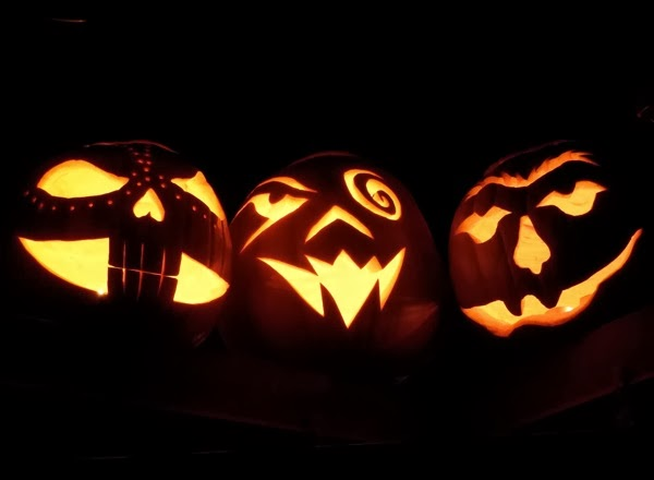 Halloween pumpkin design ideas