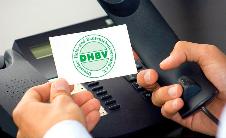 DHBV - Der Fachverband des Holz-und Bautenschutzes
