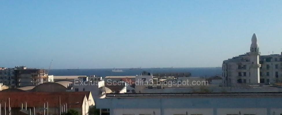 Une flottille accoste à Alger, les frégates chinoises en démonstration Fregate2