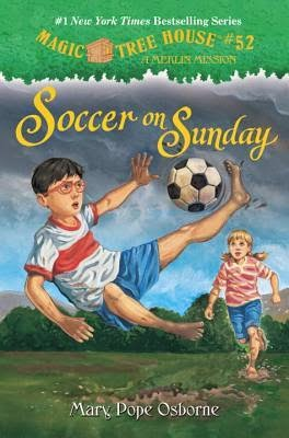 Mundie Kids Children's Book Review Blog: Soccer on Sunday ... Jack And Annie Books