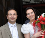 Mihai cu sotia  Gabriela Timu la Brasov....