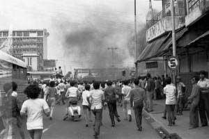 Pembakaran dan penjarahan