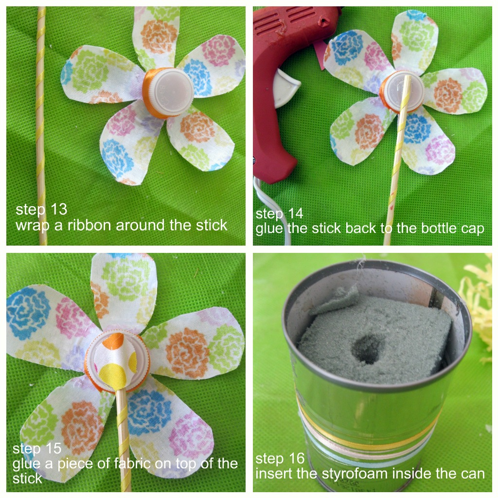 Water Bottle Flowers: Crissy's Crafts: Recycled Water Bottle Flower