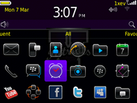 RivetPatriots9300 2 Rivet Patriots theme for Blackberry 9300 Curve 3G