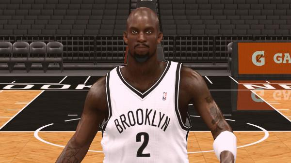 Kevin Garnett NBA 2K14 Next-Gen Screenshot