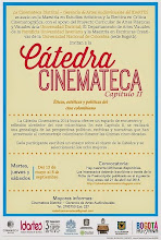 40 becas disponibles para la Cátedra Cinemateca 2014