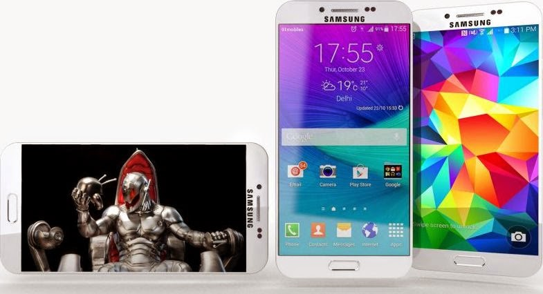 concept of the Galaxy S6