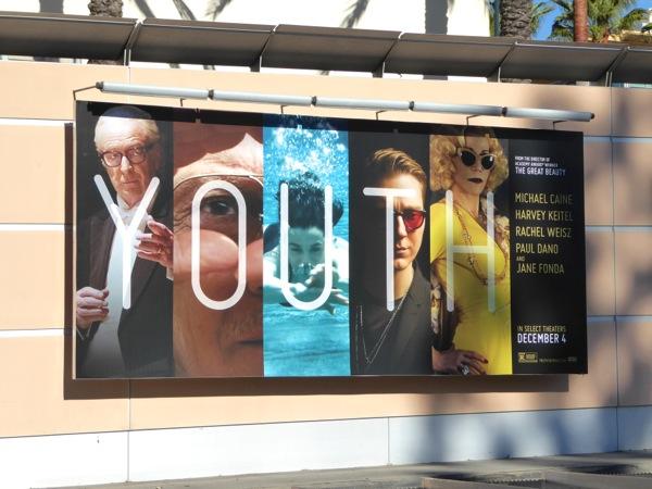 Youth movie billboard