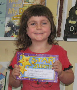 """Star of the Week""."
