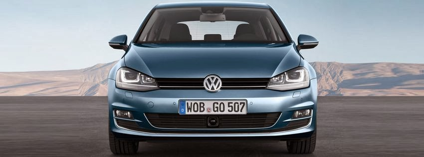 Belle couverture facebook volkswagen