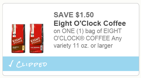 There are 2 Eight O Clock Coffee promotional codes for you to consider including 2 sales. Most popular now: Check Out Eight O Clock Coffee Varieties Today!. Latest offer: Check Out Eight O Clock Coffee .