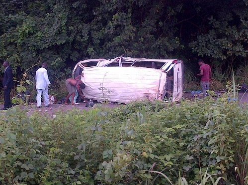 fatal accident lagos ibadan expressway