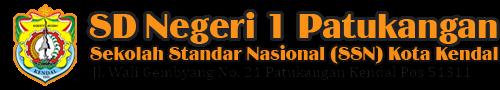 Website Resmi SD Negeri 1 Patukangan Kendal