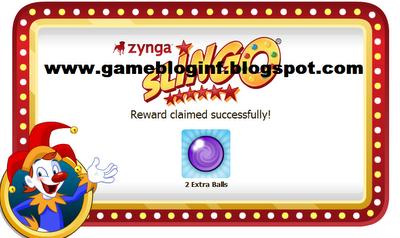 july 21, zynga+slingo+free+extra+balls
