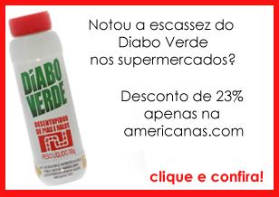 Compre Diabo Verde com 23% de desconto. Só nas americanas.com