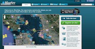 una red social pensada por y para los amantes del mar. redes sociales para viajeros