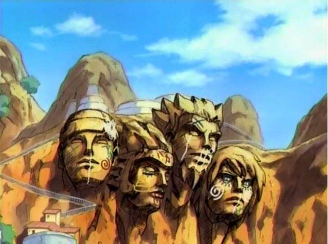 Monumento hokage