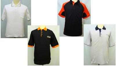Barang Promosi Polo Shirts