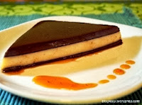 Resep Puding Karamel Coklat