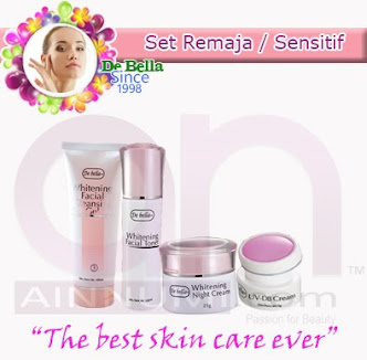 Set Remaja / Sensitif