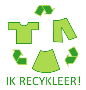Ik recykleer ook!