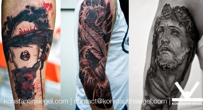 TATTOO • FASHION • ART