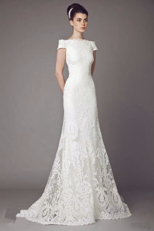 2015 Wedding dress collection by Tony Ward