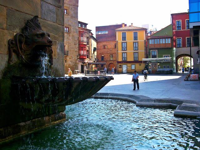 Gijón Cimadevilla Bloggertrotters