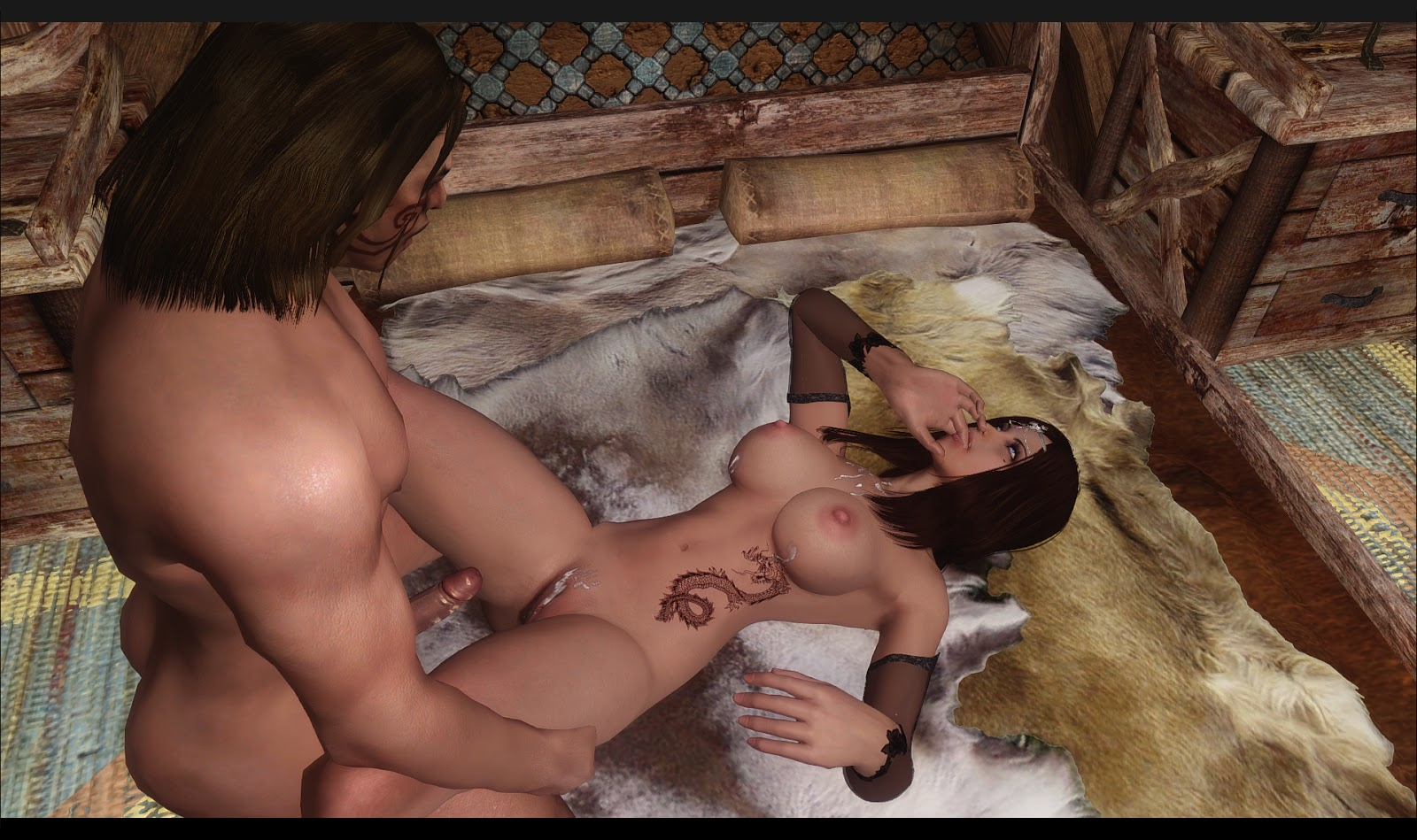 Skyrim adult-only mods sex hardcore cartoon picture