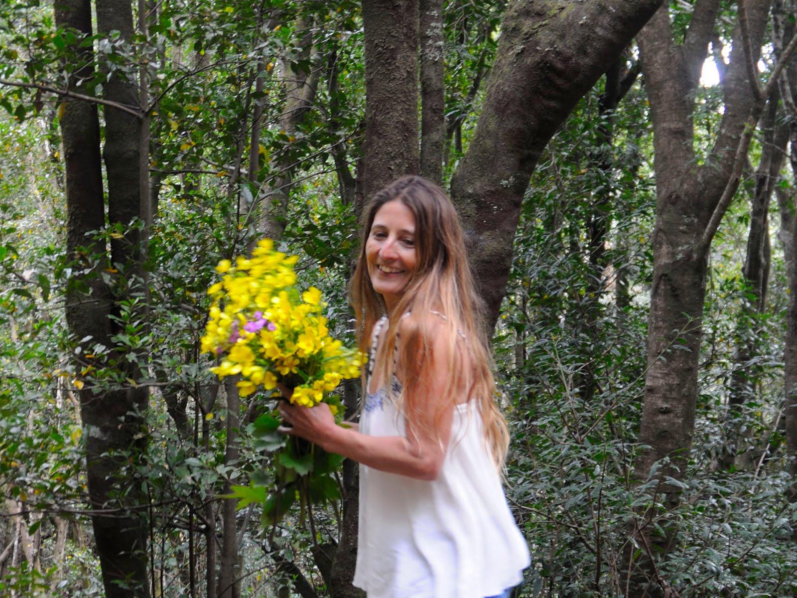 Hoy y siempre regálate flores