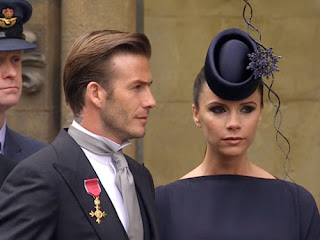 David and Victoria Beckham Welcome Baby Girl