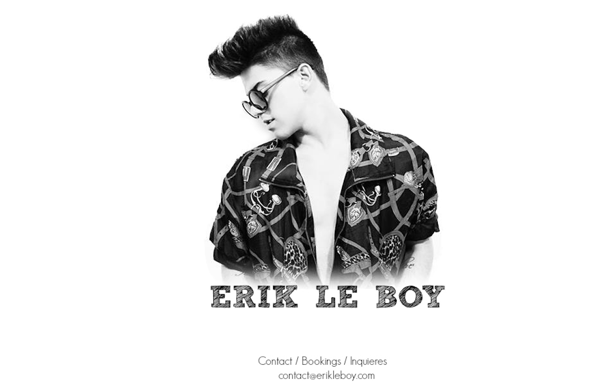 Erik Le Boy