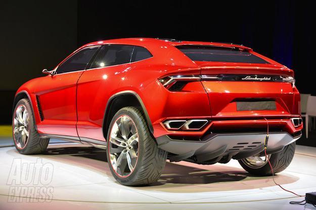 Davide458italia Lamborghini Urus