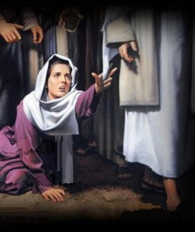 Obra de Teatro: Jesús puede sanarte HOY! Mujer+con+flujo+de+sangre
