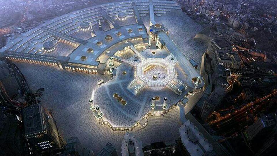 Mecca-Kaabah