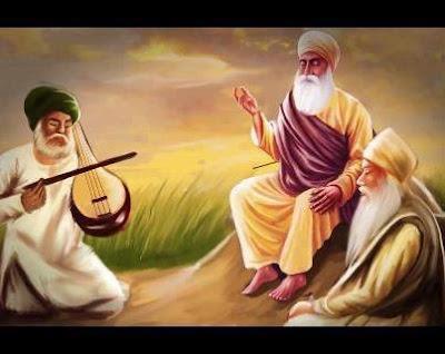 Dhan Guru Nanak Dev Sahib Ji