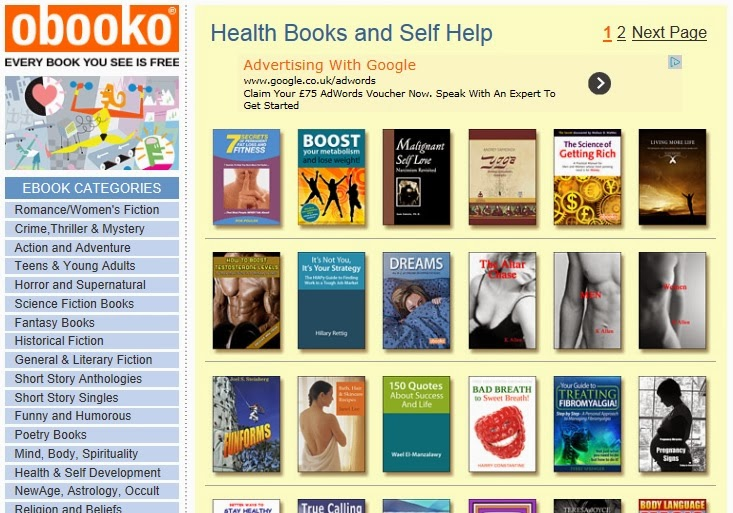 free health ebooks