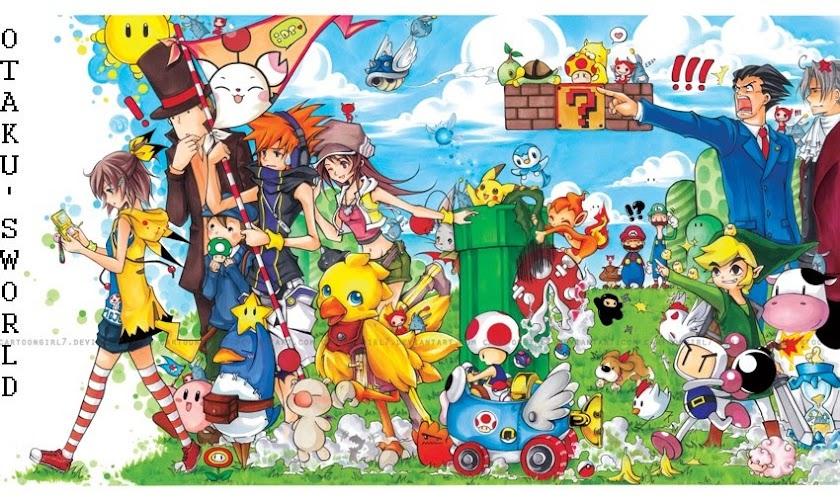 otaku's world *-*