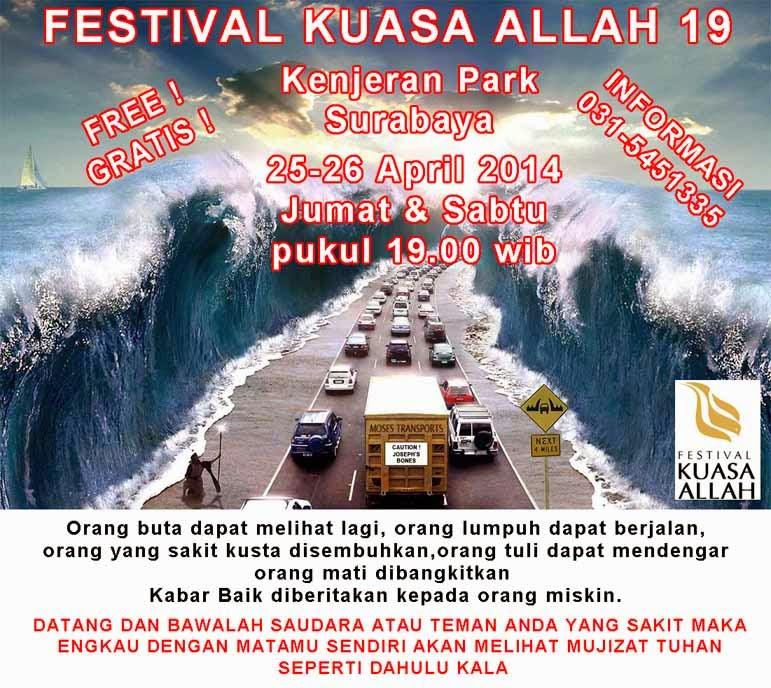 Festival Kuasa Allah 19