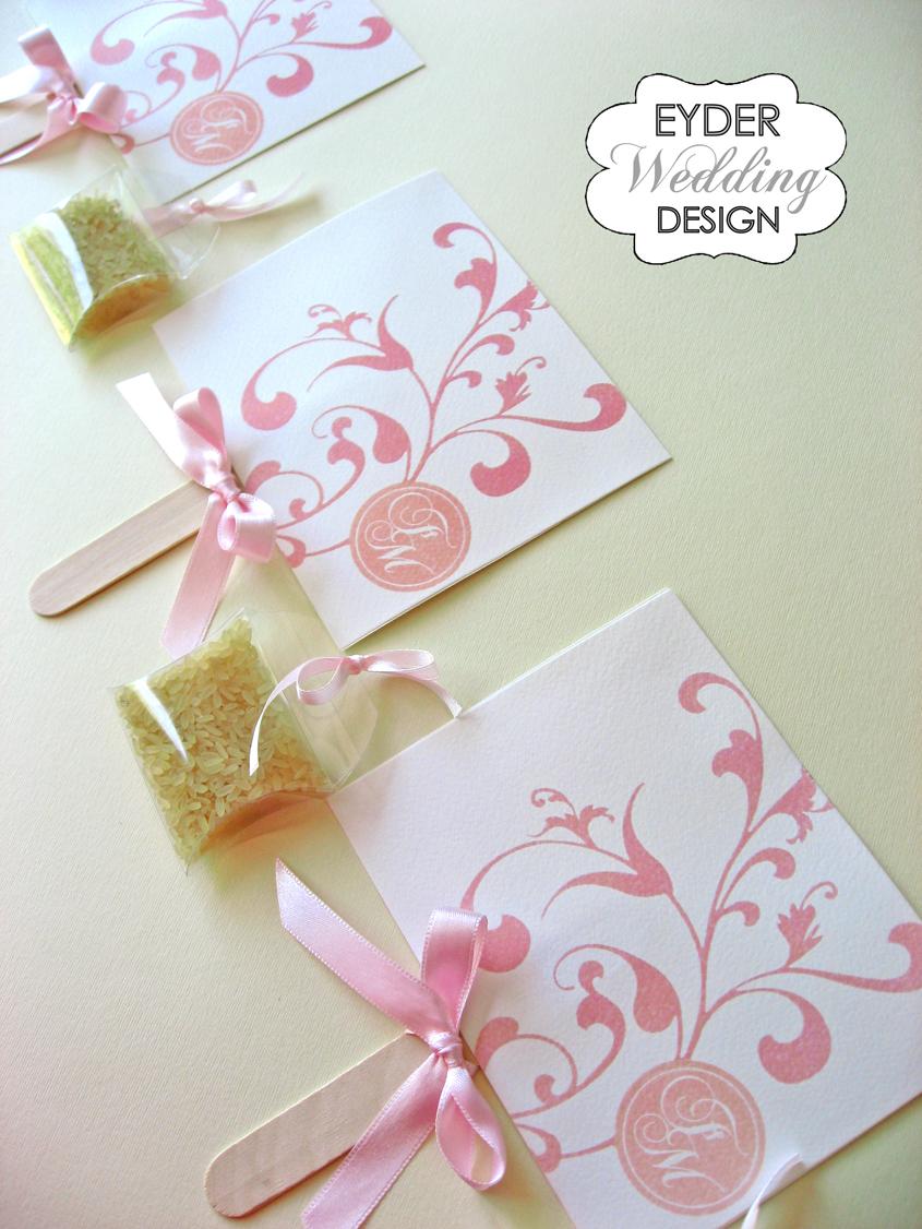 Molto EYDER Wedding DESIGN: Libretti messa, messali e ventagli  YM58