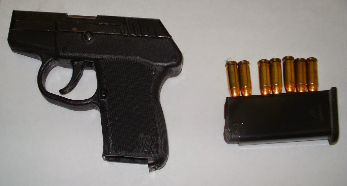 Loaded firearm, with seven rounds, one chambered found at San Antonio (SAT)