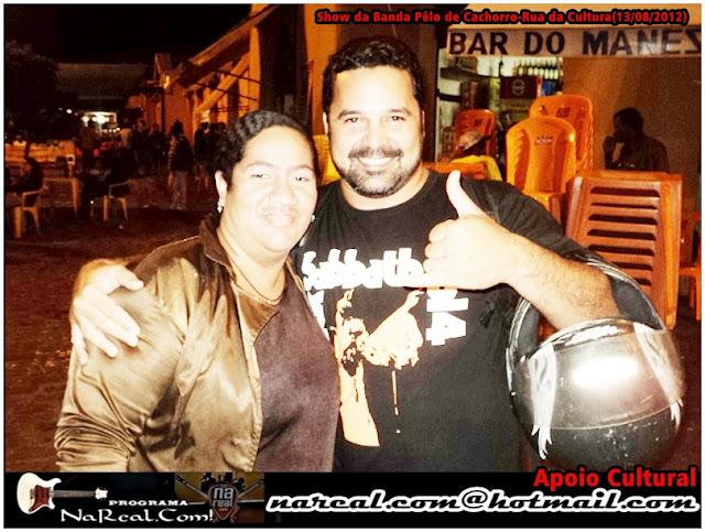 Com Ismael Silva-Banda Lúgubre