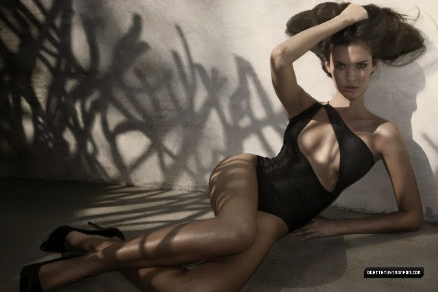 Odette Annable hot covered topless see thru, Tony Duran