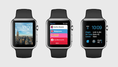 Watch OS Apple Watch